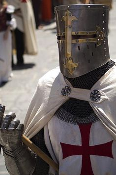 "ritasv: "" Knight of Rhodes by Heidbhoy on Flickr. """