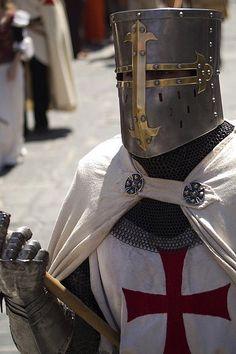 """ritasv: """" Knight of Rhodes by Heidbhoy on Flickr. """""""
