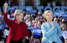 Liberals aligned with Sens. Elizabeth Warren and Bernie Sanders are staking out opposition to Hillary Clinton appointing Wall Street-friendly regulators if she wins the presidency and are preparing to mount resistance to her nominations if necessary. The advance work to push Clinton's administration to the left is part of a continuation of Sanders' primary challenge, as well as of the Democratic insurgency over financial regulation that Warren has led in recent years against the Obama…
