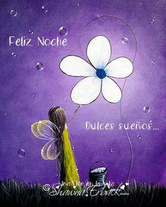 Que tengas hermosos sueños!!