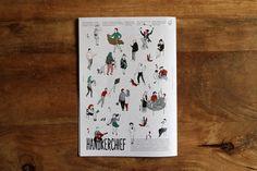 È uscito il secondo numero di Handkerchief, la rivista indipendente sull'omofobia realizzata da 5 studenti - Frizzifrizzi