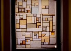 Pojagi inspired window panel for bay windows in entrance Architecture Exam, Fiber Art Quilts, Fabric Board, Patchwork Blanket, Korean Traditional, Window Panels, Textures Patterns, Textile Art, Hand Sewing