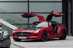 2015 Mercedes SLS AMG GT Final Edition and 2015 S65 AMG