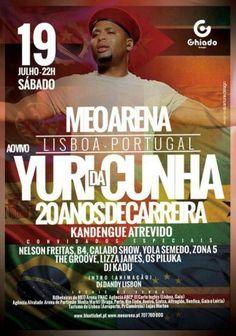 Yuri da Cunha confirma Anselmo Ralph e Fally Ipupa no seu show no MEO Arena http://angorussia.com/?p=19980