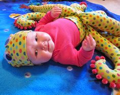 Baby Octopus Costume   bonnieprojects.blogspot.com