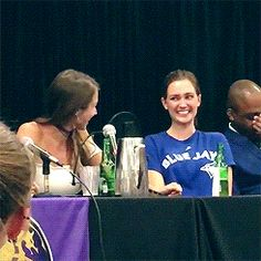 """Lol Dom's 5 Truths 1 Lie story. Kat's """"encouraging"""" face."""