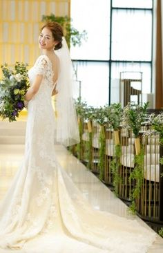 【基礎知識】ウエディングドレスの種類とブランドを徹底研究!今、知りたいドレス事情 Lace Wedding, Wedding Dresses, Fashion, Royals, Vestidos, Bride Dresses, Moda, Bridal Gowns, Fashion Styles