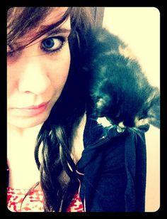 Phoebe kitty miss that little squirt! Across The Universe, Kitty, Kitten, Kitty Cats, Cat, Kittens
