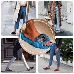 Slipers or not slippers? #fashiontrend #fashion #fashionblog #fashionblogger #slippers #fw2016 #fw16