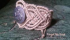 forget-me-knot Macrame Jewelry, Jewelry Bracelets, Knots, Forget, Earrings, Ideas, Google, Ear Rings, Knot