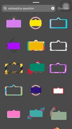 Instagram Emoji, Iphone Instagram, Instagram Frame, Instagram And Snapchat, Instagram Blog, Instagram Story Ideas, Instagram Quotes, Instagram Posts, Creative Instagram Photo Ideas