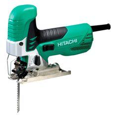 Hitachi Seghetto alternativo da 90mm 705W per legno e metallo valigetta CJ90VAST