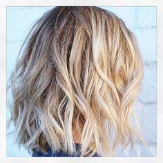 Summer hair goals (image from the amazing @ohhellohair )