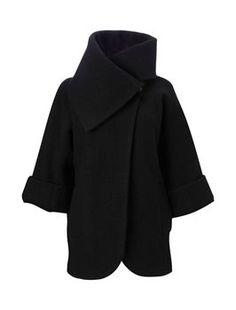 wrap coat - Pesquisa Google