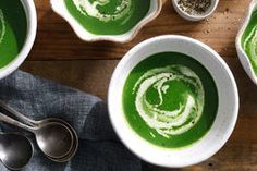 Cold spinach soup Recipe - NYT Cooking