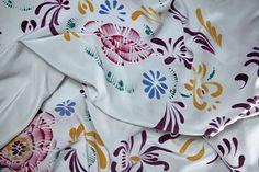 Fabric Textiles, Tableware, Artist, Fabric, Tejido, Dinnerware, Tela, Tablewares, Artists