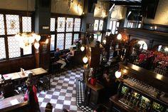 Pub historique du centre de Londres.