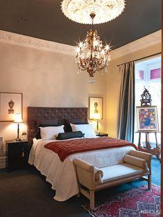 Interior of the Year 2013 - Winner Bedroom Dream Bedroom, Home Bedroom, Diy Bedroom Decor, Home Decor, Bedroom Ideas, Winter Bedroom, Character Home, Cool House Designs, Beautiful Bedrooms
