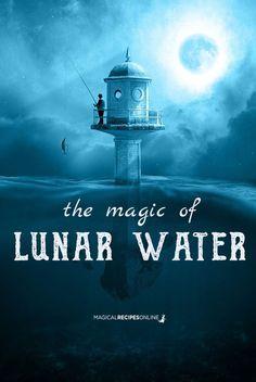 Real Ancient Magic of Moon Water