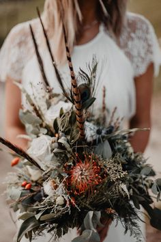Bohemian Berghochzeit Fotografie: Coco Gonser Photography Flower Bouquet Wedding, Flower Bouquets, Wedding Inspiration, Wedding Ideas, Big Day, Dream Wedding, Bohemian, Beautiful Bouquets, Photography
