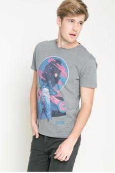 Medicine - T-shirt by Patryk Hardziej kolor szary RW17-TSM154 - oficjalny sklep MEDICINE online