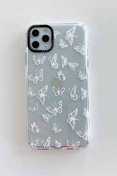 Tiny Butterfly Design Phone Case for iPhone