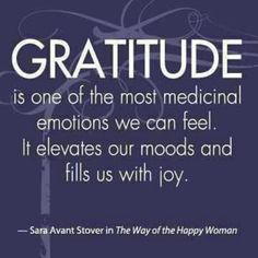 Thoughts on gratitude.  Inspiring quotes on gratitude.