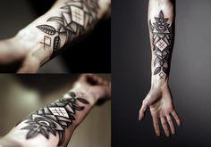 KAMIL CZAPÏGA, tattoo artist   The VandalList
