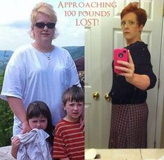 "Maria, still going strong! So grateful to have found you…Before…251 lbs. Yesterday…174…going for 100… Sorry. I take terrible selfies, forgot to smile. Ill let you know when I reach 100 lbs lost!!"" – Kelley"