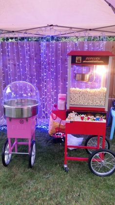 Candy Floss & Popcorn Machine Hire in Home, Furniture & DIY, Celebrations & Occasions, Party Supplies | eBay
