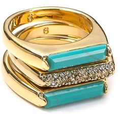 Michael Kors Stackable Rings