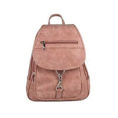 Womens Leisure Backpack City Backpack Shoulder Bag Backpack Leather It Bag: £24.20End Date: 15-Jul 14:46Buy It Now… #tasche #backpack #bag