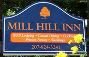 The Mill Hill Inn, Bethel, Maine,  visit full profile @http://www.gayweddingsinmaine.com/the-mill-hill-inn.html