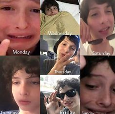 Finn is me weekly