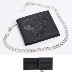True Eagle Chain Wallet by Sailor Jerry