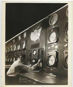 NBC engineering control room