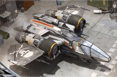First look at Buccaneer                                                                                                                                                                                 More