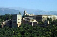 "Granada ~ Alhambra - ""the eighth wonder of the world"""