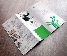 Best Free Tri Fold Brochure Templates Images On Pinterest - 2 fold brochure template free