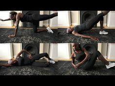 Floor Workout // Lorraine Pascale - YouTube Floor Workouts, Flooring, Fitness, Youtube, Wood Flooring, Youtubers, Youtube Movies, Floor, Floor Exercises