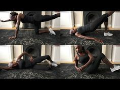 Floor Workout // Lorraine Pascale - YouTube