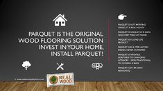 Parquet is a long-life product ⌛ Solid Wood Flooring, Real Wood, Wood Species, Floors, Europe, The Originals, Life, Home Tiles, Flats