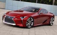 2018 Lexus LC 500 Review And Release Date