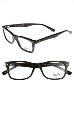 ffd5b34cb8 Ray-Ban 50mm Optical Glasses (Online Exclusive) available at Nordstrom New  Glasses