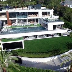 Das 250 Millionen Dollar Haus in Los Angeles