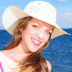 Extra Fine Panama Hat for Women