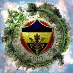 Fenerbahce logo Captain America, Christmas Ornaments, Holiday Decor, Istanbul, Soccer, Europe, Football, Wallpapers, Sports