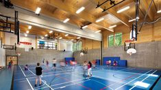 Nordic Structures | nordic.ca | Engineered Wood | Projects | Structures | Sans-Frontières Elementary School