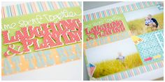 Make your scrapbook pages standout with DIY die-cut letters! Discover 5 top tips for using them on Craftsy.