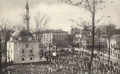 Old Sarajevo Photos - Ali Pasha Mosque